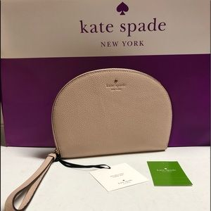 Kate Spade Shara Larchmont Avenue Clutch Wallet